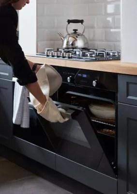 plaque de cuisson au gaz cooke lewis clgogfsrp5 5 foyers