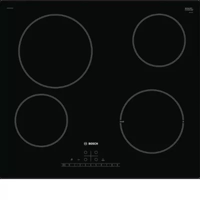 plaque de cuisson vitroceramique bosch pke611fn1e 4 foyers