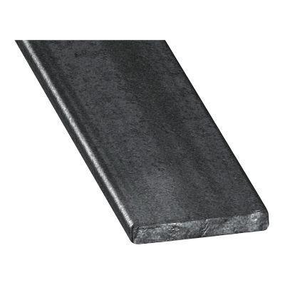 plat acier verni 25 x 4 mm 2 m