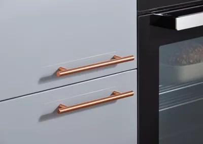poignee de meuble de cuisine goodhome annatto cuivre l 22 cm 2 pieces