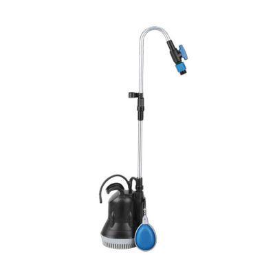 pompe collectrice eau pluie performance power 400w