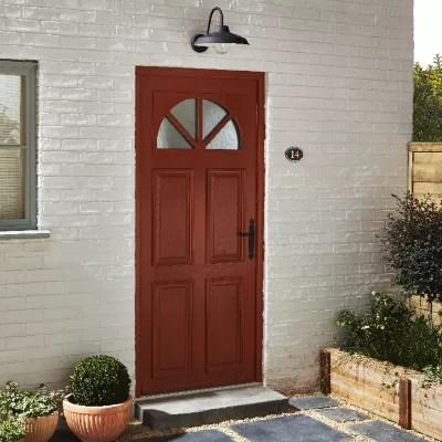 porte d entree bois anapurna 90 x h 215 cm poussant gauche