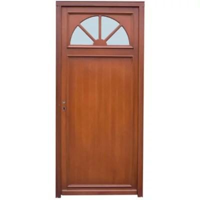 porte d entree bois dives 90 x h 215 cm poussant droit