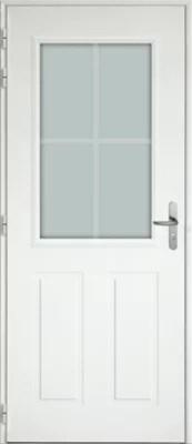 porte d entree metal aconcagua 90 x h 215 cm poussant droit