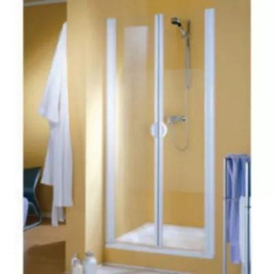 porte de douche battante sunnyquattro 80 anti calcaire