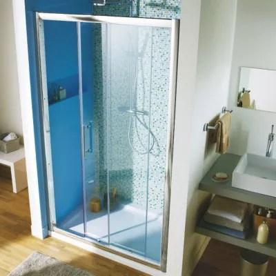 porte de douche coulissante 120 cm