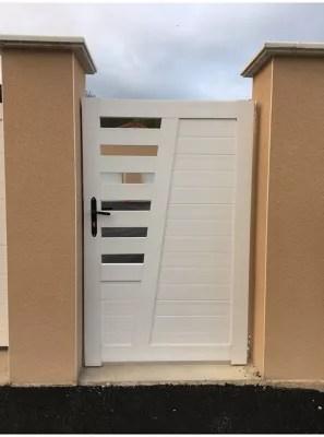 portillon pvc marville 100 cm
