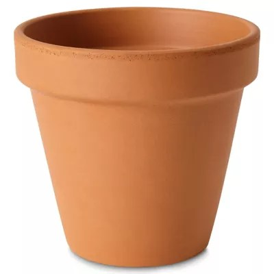 Pot Rond Terre Cuite Verve Laleh O17 1 X H 15 Cm Castorama