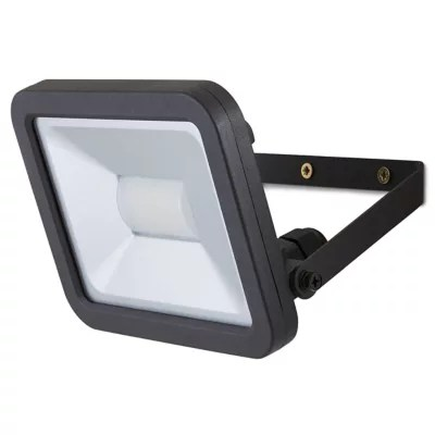 projecteur led blooma weyburn noir 20 w ip65