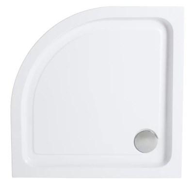 receveur d angle a poser blanc cooke lewis lagan 90 x 90 cm