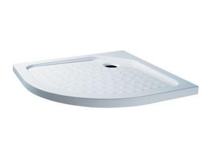 receveur d angle a poser extra plat ceramique collection 90 x 90 cm