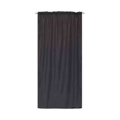 rideau antifroid noir 140 x 240 cm