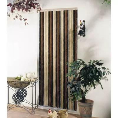 rideau de porte chenilles 90 x 220 cm