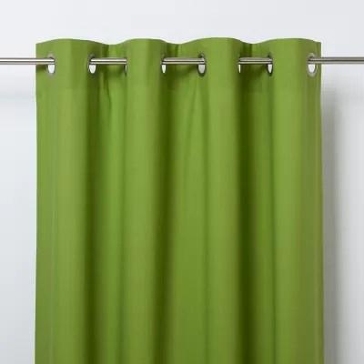 rideau vert rideau et voilage