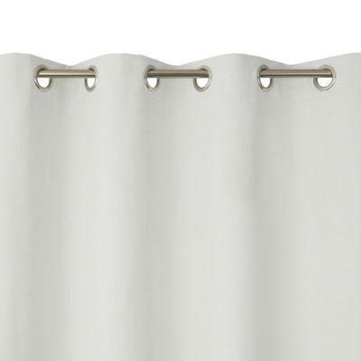 rideau occultant colours sarzana blanc 140 x 240 cm