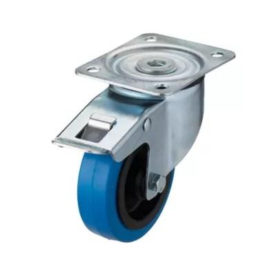 roulette pivotante a platine pivotante o100 mm charge max 100 kg