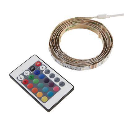 Ruban Led Colours Owen 1 5m Rvb 7w Telecommande Castorama