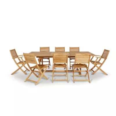 salon de jardin roscana table 4 chaises 2 fauteuils