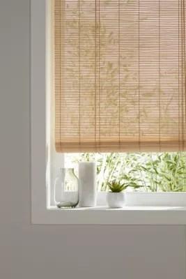 store enrouleur bambou naturel 60 x 180 cm