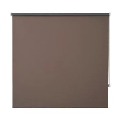 store enrouleur occultant colours boreas marron 160 x 180 cm