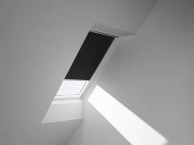 store occultant fenetre de toit velux dkl m06 noir