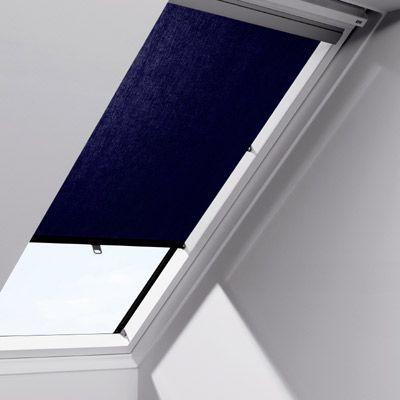 store rideau fenetre de toit velux rhl s06 s08 606 et 608