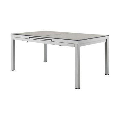 table de jardin brusnik extension