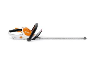 taille haie sans fil sur batterie 18v stihl hsa45 50 cm avec batterie et chargeur