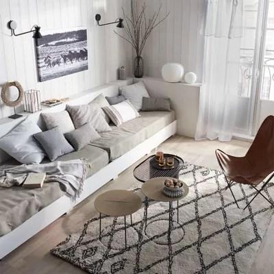 tapis berbere 230 x 160 cm