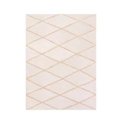 tapis casablanca 150x200cm rectangle or