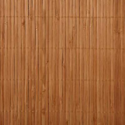 tapis de bain antiderapant bambou fonce 70 x 120 cm okaido