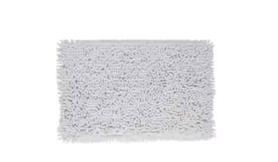 tapis de bain antiderapant blanc 50 x 80 cm abava