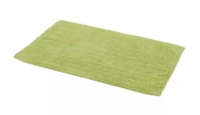 tapis de bain antiderapant vert bambou 50 x 80 cm diani