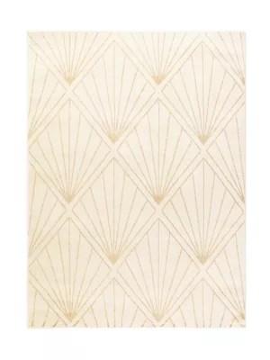 tapis gold diamond 100 x 150 cm