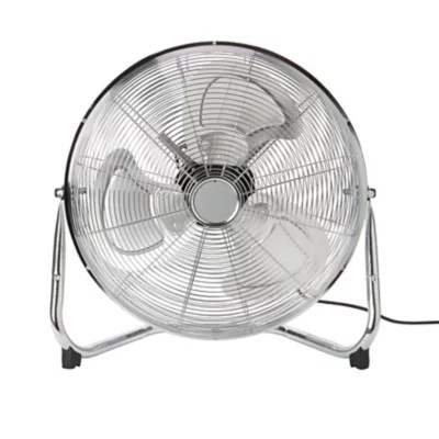 ventilateur industriel ge 45 2 3 vitesses argent