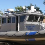 Boat in trouble rescued by private vessel
