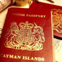 Local passport production moves to UK - Cayman Islands