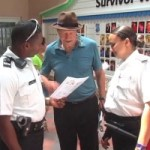 Cops to hold supermarket roadshow