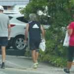 Running club causes security alert