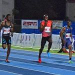 Bolt injured after race in Cayman