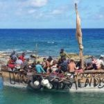 Nine Cubans land in Brac as 18 return to sea