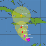 Severe weather warning ahead for Sister Islands