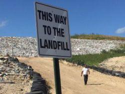 Cayman News Service, Cayman Islands dump
