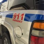 Driver 2 times over limit escapes serious injury in crash