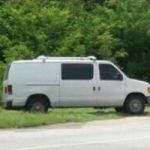 Police on lookout for 'suspicious' white van