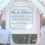 MLA creates district council in Newlands