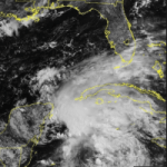 Sub-tropical Storm Alberto kicks off the season