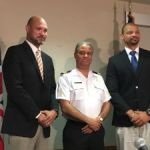 CIG unveils new border control and coast guard leaders