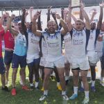 Cayman run out Plate champions at rugby sevens