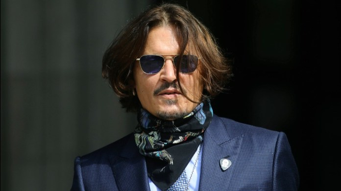 UK court rejects Johnny Depp bid to appeal 'wife beater' ruling